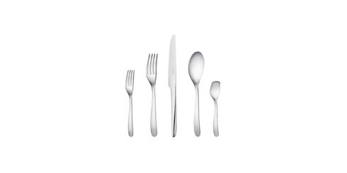 $143.00 L\'ame de Christofle Stainless Flatware 5-piece
