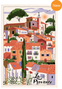 T & B Maison Provence Village Dish Towel collection with 1 products