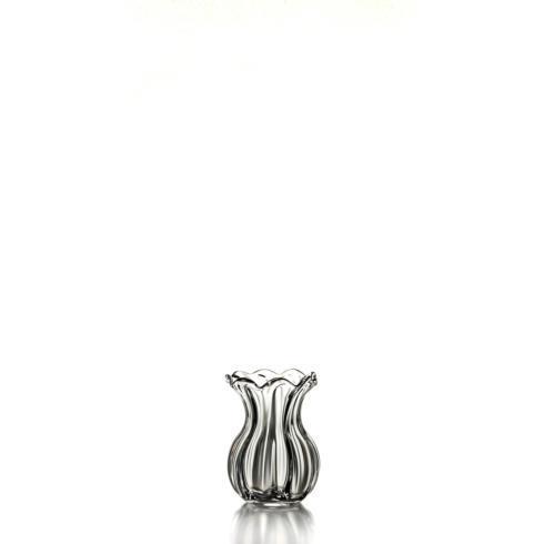 Simon Pearce   Chelsea Optic Posy Vase $85.00