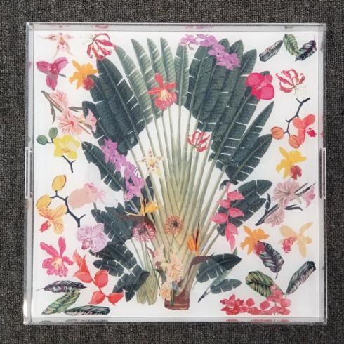 Tropical Fantasia Tray collection with 1 products