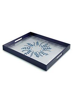 $195.00 Fern Rectangular Tray