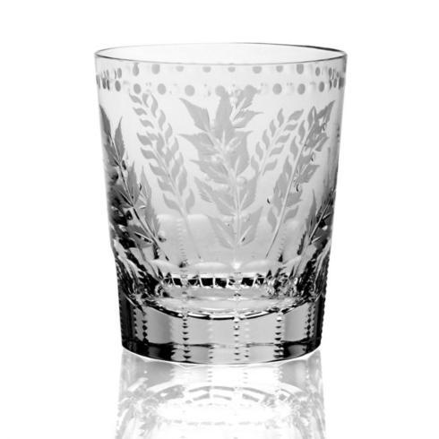 $260.00 Fern Tumbler Double Old Fashioned