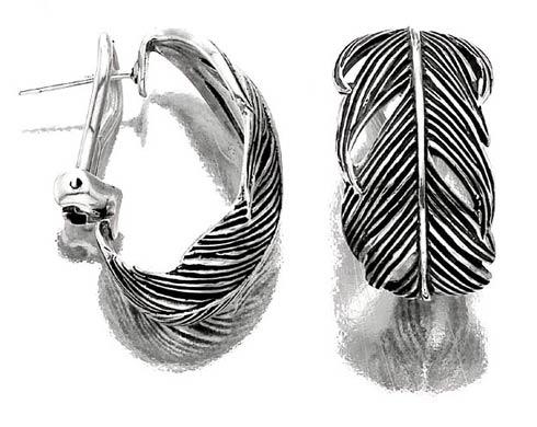 Earring - Omega
