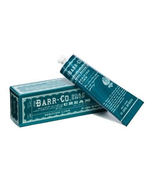 $24.00 Barr Co. Spanish Lime Hand & Body Cream