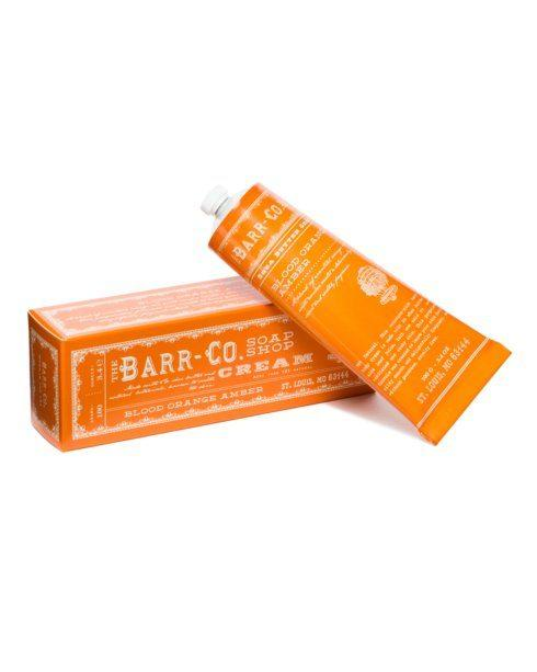 $24.00 Barr Co. Blood Orange Amber Hand & Body Cream