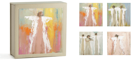 Individual Arise Angel Notecards collection with 1 products