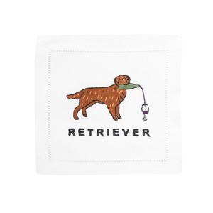 Golden Retriever Cocktail Napkins collection with 1 products
