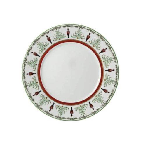 Bernardaud  Grenadiers Grenadiers Accent Salad Plate Red Stripe $65.00