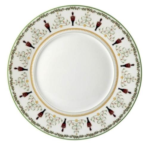 Bernardaud  Grenadiers Grenadiers Dinner Plate $80.00