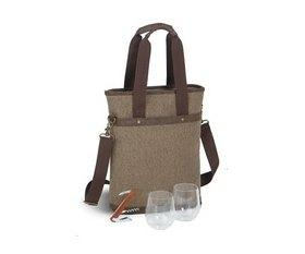 Generations Exclusives  Just for Fun Insulated Double Wine Bottle Tote $50.00
