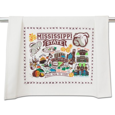 $20.00 Mississippi State Dish Towel