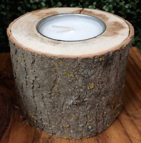 Europe2You   Log Cabin Candle $18.00
