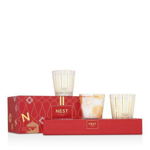$64.00 Holiday, Birchwood Pine, Sugar Cookie Holiday Candle Set