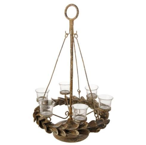 Laurel Wreath Votive Holder collection with 1 products