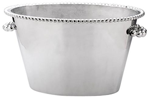 $325.00 Pearled Double Ice Bucket