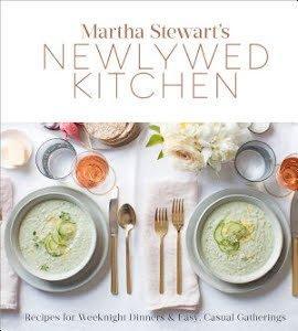 Generations Exclusives  Cookbooks Martha Stewart\'s Newlywed Kitchen $40.00