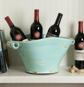 Aegean Beverage Tub - Aqua collection with 1 products