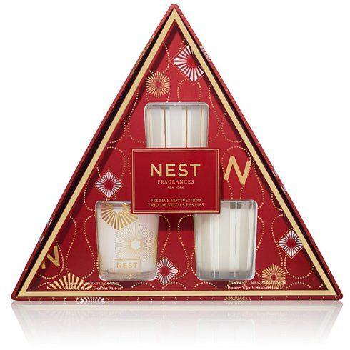 Festive Votive Trio Set collection with 1 products