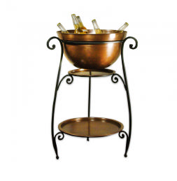 $199.00 Copper Beverage Stand