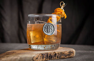 Southern Jubilee   Monogram Double Old Fashioned $18.00