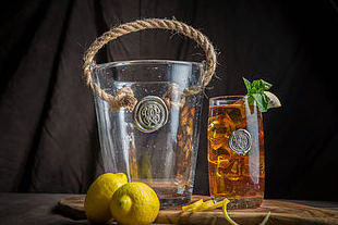 Monogram Ice Bucket collection with 1 products