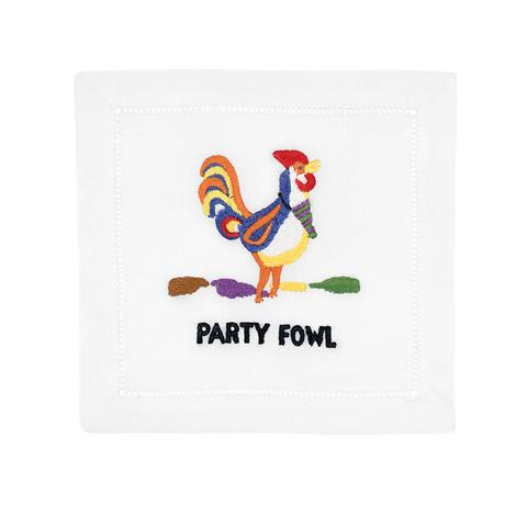 Party Fowl Cocktail Napkin collection with 1 products