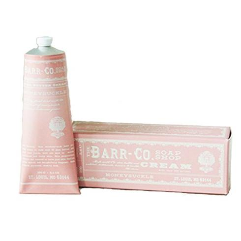 $24.00 Barr Co. Honeysuckle Hand & Body Cream