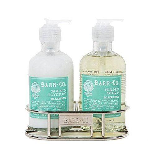 $42.00 Barr Co. Marine Hand & Body Duo