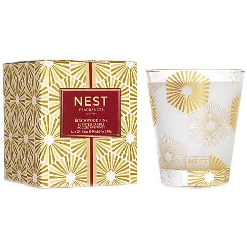 Birchwood Pine Classic Candle collection with 1 products