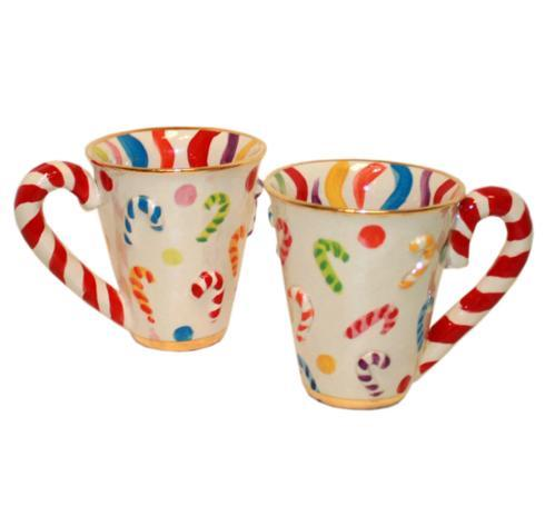 Candy Cane Mug collection with 1 products