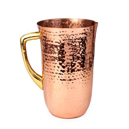 Napa Home & Garden   Copper Pitcher $80.00