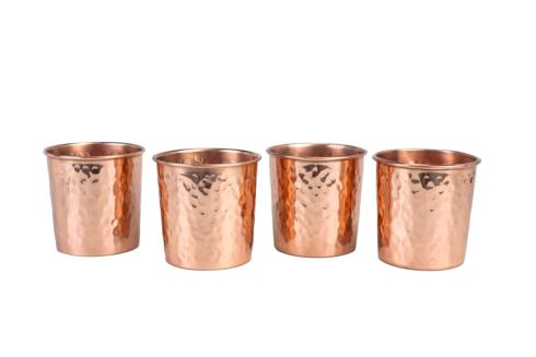 $25.00 The Tumbler Hammered