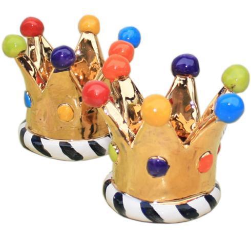 $72.00 Crown Candleholder