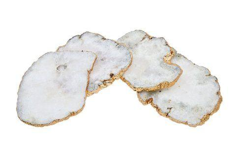 Godinger   Quartz Coaster Set $50.00