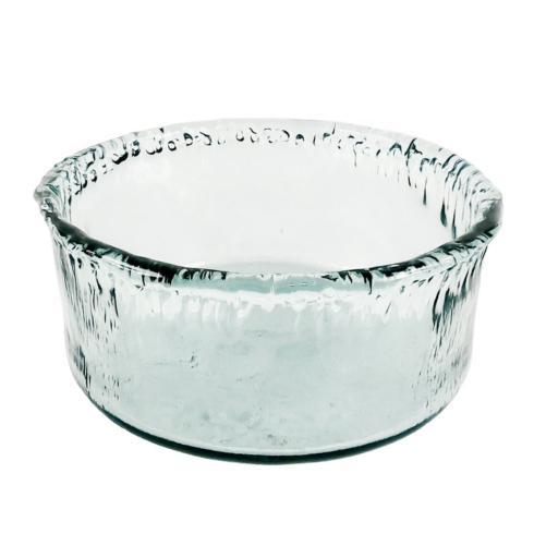 Pomeroy   Large Ruffle Glass Serving Bowl $48.00