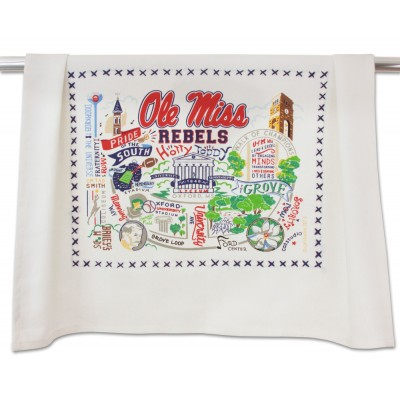 Ole Miss Dish Towel collection with 1 products