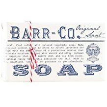 $10.00 Barr Co. Original Scent Bar Soap