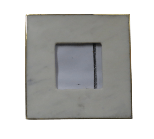 Generations Exclusives  Marble 3.5 x 3.5 Marble Picture Frame $22.00