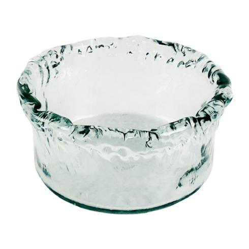 Pomeroy   Small Ruffle Glass Serving Bowl $14.00