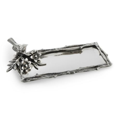 $42.00 Bird & Branches Small Rectangular Tray