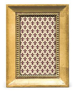 Galleria Riverside Exclusives  Frames Cavallini 4x6 Florentine Frame $50.00