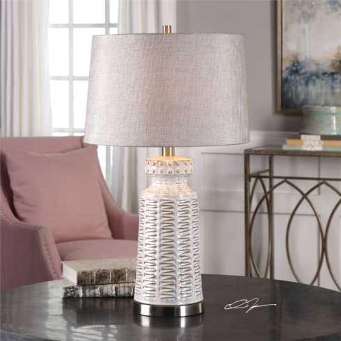 Galleria Riverside Exclusives  Lamps Kansa Lamp $148.00