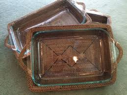 Calaisio   Medium Rectangular Baker $70.00