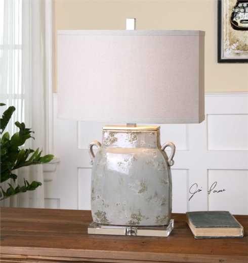 Galleria Riverside Exclusives  Lamps Melizzano Lamp $215.00
