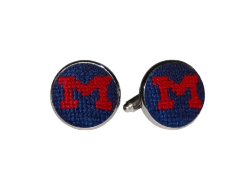 $55.00 Ole Miss Cufflinks