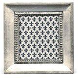 Galleria Riverside Exclusives  Frames Cavallinni Silver Florentine 3x3 $40.00
