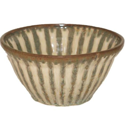 $98.00 Good Earth Pottery Large Serving Bowl