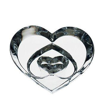 $140.00 Heart of Love Clear