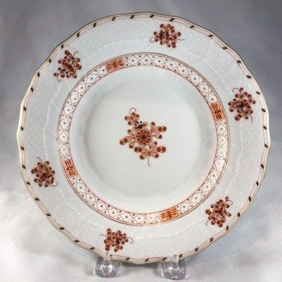 Goldsmith Cardel Exclusives Herend Imports Waldstein Waldstein - Rust: Dessert Plate $187.00