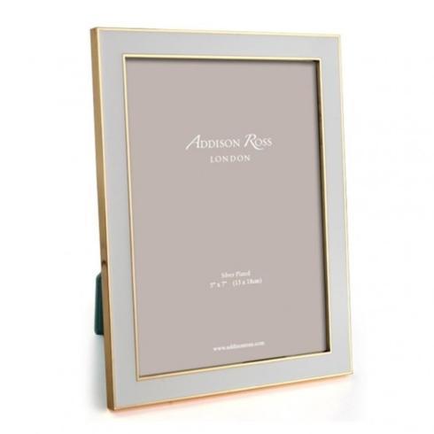 $47.00 Addison Ross: Gold Plate Chiffon Frame 4x6